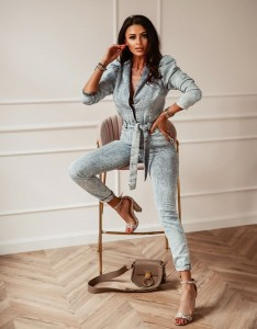 KOMBINEZON SWING DENIM JEANS